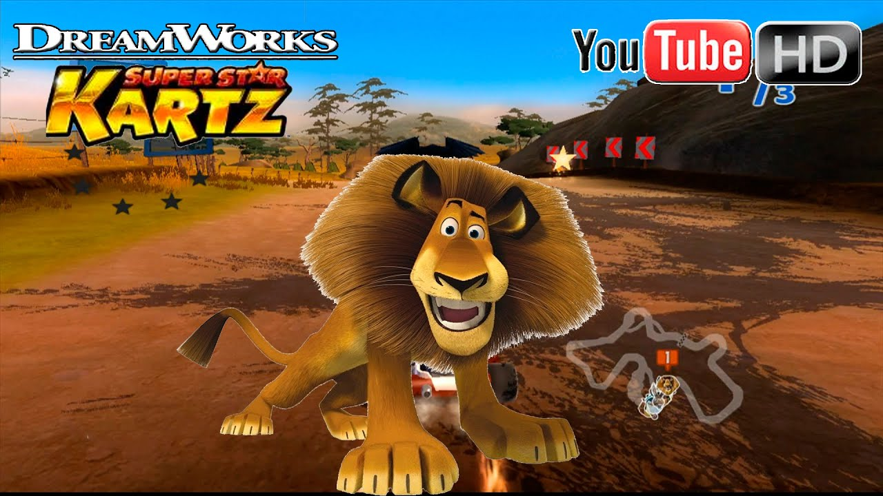 dreamworks superstar kartz