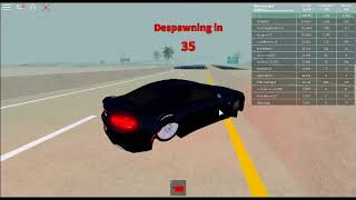 roblox map Ultimate Driving: Westover Islands chevrolet camaro ss