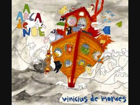 o cd arca de noe de vinicius de moraes