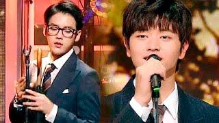 《Good Bye》 비투비(BTOB) - 집으로 가는 길(Way Back Home) @인기가요 Inkigayo 20151115