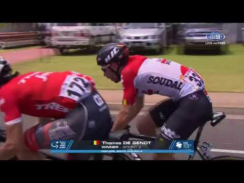 southaustralia.com Sprint 2 | Stage 5 | Santos Tour Down Under