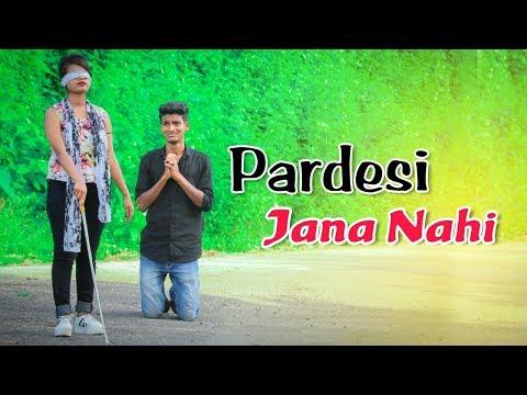 Pardesi Pardesi Jana Nahi (Full Song) | Heart Touching Love Story | | Rahul Jain | Unplugged Cover |