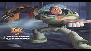 Toy Story 2 Action Game (PC) Full 100% Walkthrough