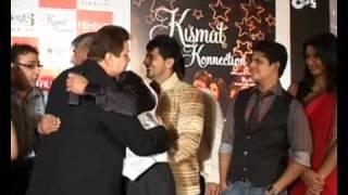 Kismat Konnection Music Release - Shahid Kapoor And Vidya Balan
