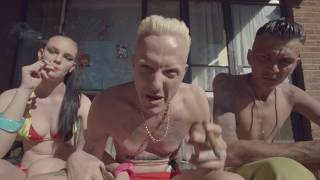 DIE ANTWOORD - BABY'S ON FIRE (OFFICIAL)(www.DieAntwoord.com Album: TEN$ION Directed by NINJA and Terence Neale Director Of Photography: Alexis Zabe Edited by Saki Fokken Bergh at Left ..., 2012-06-05T19:02:23.000Z)