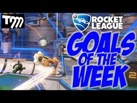 Rocket League - TOP 10 GOALS OF THE WEEK #50