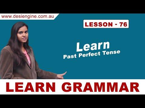 Lesson - 76 Learn Past Perfect Tense | Learn English Grammar | Desi Engine India