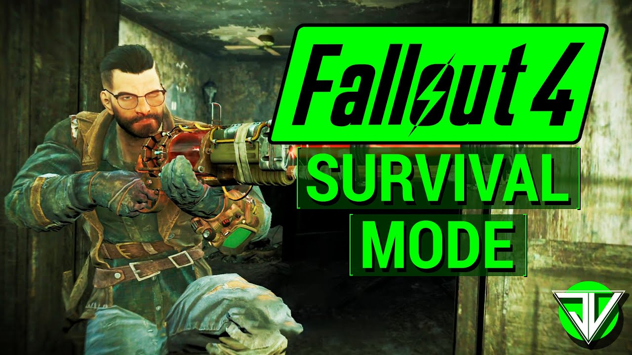 FALLOUT 4: How To Get Started on SURVIVAL Mode! (5 Beginner's Tips for Survival in Fallout 4)