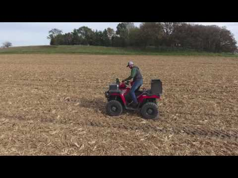 Grid Soil Sampling // Frontier Labs
