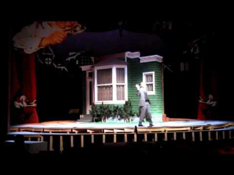 Cleveland Playhouse Donut Turntable - YouTube