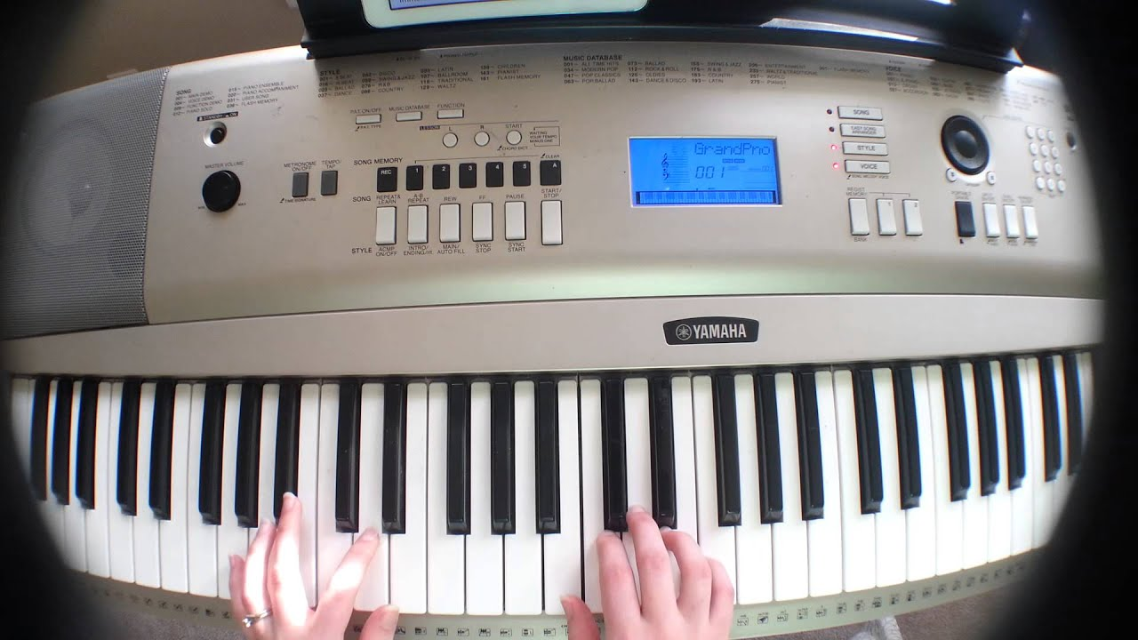 Hillsong gracious tempest piano tutorial youtube baditri Images