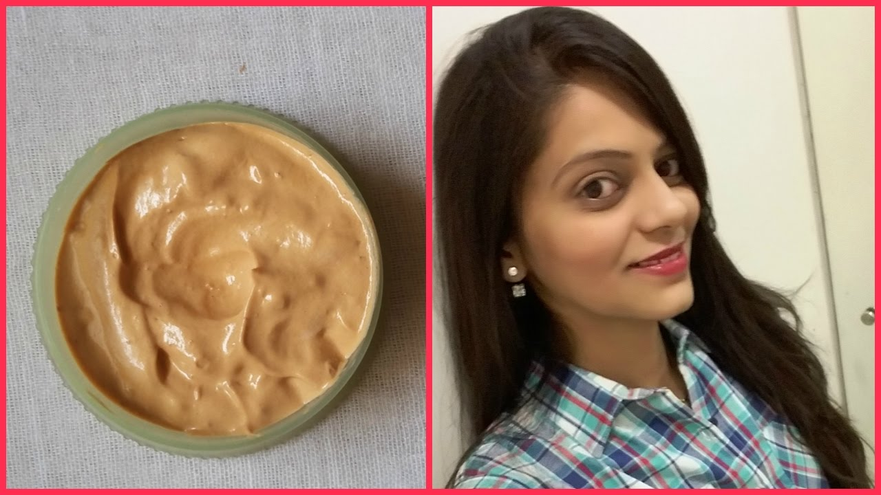 Bb Cream Kaise Banaye Homemade In Easy Steps Diy Krim Glow Crystal Whitening