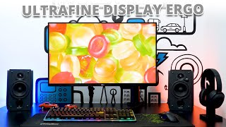 Best 4k Video Editing Monitor | LG UltraFine Ergo 4K Monitor Review
