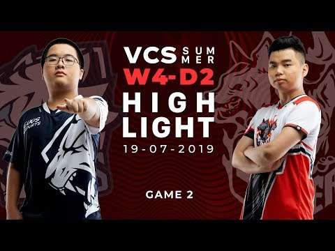 EVS vs CES_HighLights [VCS Mùa Hè 2019][19.07.2019][Ván 2]