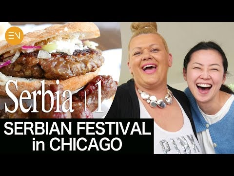 Serbian Community In Chicagoland