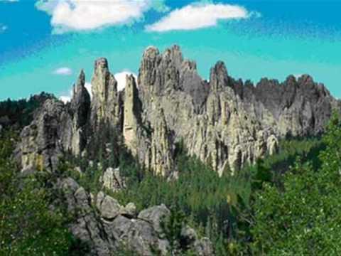 Doris Day, Calamity Jane and the Beautiful Black Hills of South Dakota!