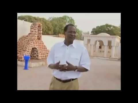 Blaise Compaoré de retour au Burkina Faso