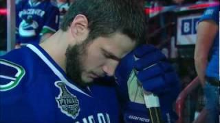 Canucks Vs Bruins - Game 7 Entrance & Anthems - 2011 Playoffs - 06.15.11 - HD