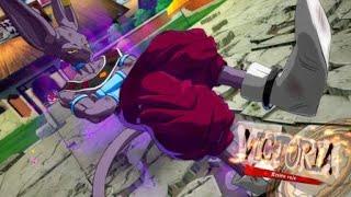 Partida rapida online en DRAGON BALL FighterZ Beta PS4