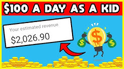 How to Make Money Online as a Kid/Teenager in 2020 [FREE and EASY!]