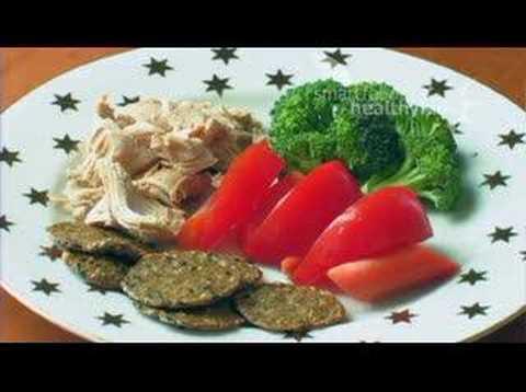 Healthy Cooking: Kids Getting More Veggies