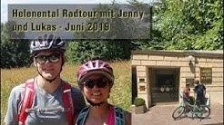 Radtour durch das wunderschöne Helenental nach Baden