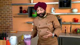 Mix Fruit Lassi Recipe | Chef Style | By Chef Harpal singh Sokhi