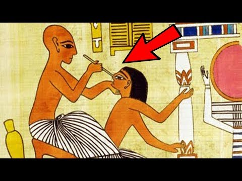 8 Things Ancient Egyptians Did Long Before Us