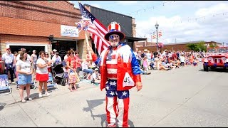 4th of July Parade (Enumclaw) - 2019 - Independence Day