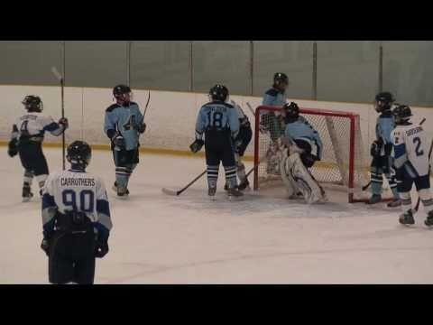 "#16 Goal 20110107 Cumberland Junior Grads 1997 Minor Bantam ""AA"" Hockey Team 2010-11 Season"