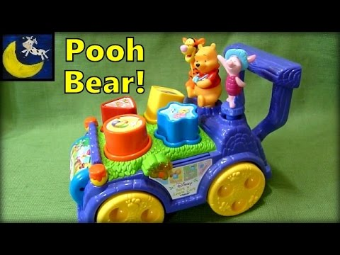 Amazon.com: VTech - Winnie The Pooh - Sort 'n Learn Cart ...
