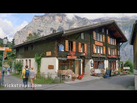 European Travel Skills: Hostels, B&Bs and Pensions