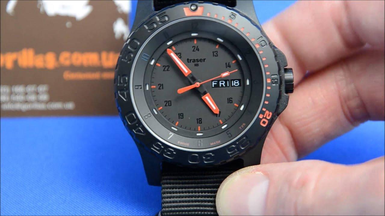 Купить часы 'traser® h3 watches' можно в нашем интернет-магазине. Часы traser используются в армейских и спецподразделениях 59 стран.
