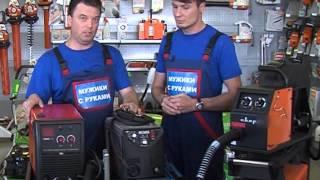 видео Как выбрать сварочный полуавтомат: какой лучше купить для гаража