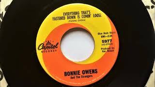 Watch Bonnie Owens Everything Thats Fastened Down Is Comin Loose video
