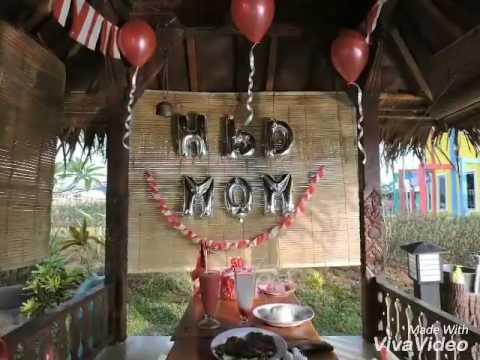 √ dapatkan inspirasi untuk dekor ulang tahun buat pacar