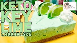 Keto Key Lime Cheesecake | Low Carb | Sugar Free | Easter Dessert #keto #ketorecipes #lowcarbdiet