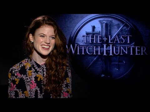 "Watch 'The Last Witch Hunter's' Rose Leslie Play ""Save or Kill"""