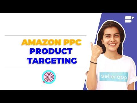 Amazon Product Targeting Beta - New Amazon PPC Advertising Technique - FBA Sponsored Products