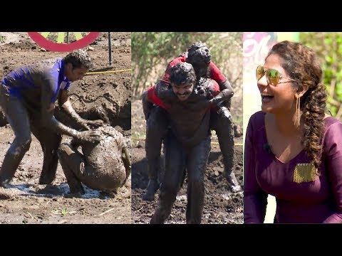 Made for Each Other Season 2 I A muddy task! I Mazhavil Manorama