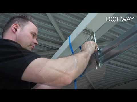 Download Doorway DW 200 -nosto-oven asennusohje