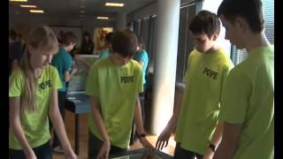 """CSDD konkursa skolēniem """"Gribu būt mobils!"""" fināls, 2012.ga…"""