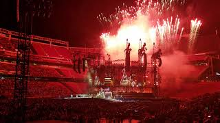 Taylor Swift This Is Why We Can't Have Nice Things Levi Stadium Santa Clara 5-11-2018