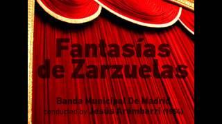 Fantasías de Zarzuelas: La Boda de Luis Alonso, Intermedio