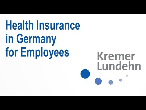 Employees and their Health Insurance in Germany