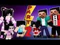 Monster School: Poor Herobrine Revenge (XD James, Haiko and Heeko Arrived)- Minecraft Animation