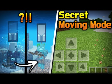 Top 10 Minecraft PE's Secrets & How to activate them #2