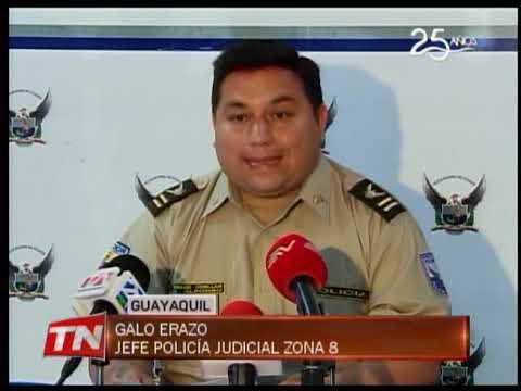 Policía desarticuló banda delictiva de 6 personas dedicada a asalto y robo