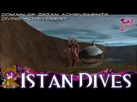 ★ Guild Wars 2 ★ - Istan Dives (Domain of Istan achievement)