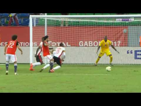 Egypt vs Uganda  1 0  CAN 2017 AFCON 2017 HTTP://AFRICAFRIQUE.COM